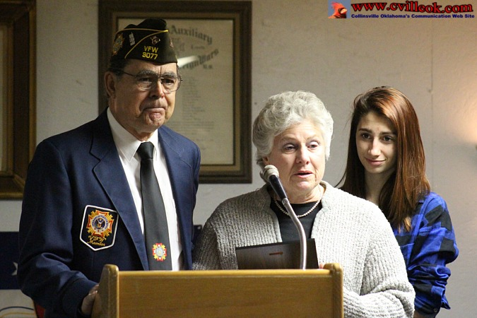 Vfw Roof Replacement Donations Ceremony February 2