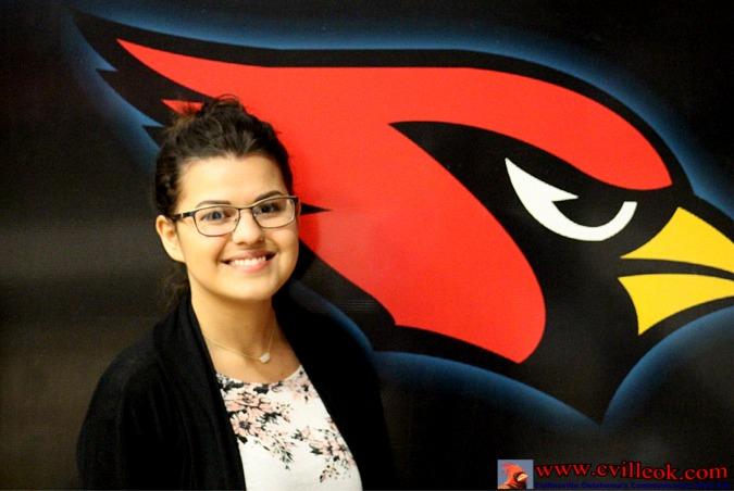 Abigail Glenn 2017 Chs Grad Collinsville Ok Www